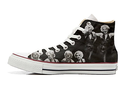 Converse All Star Customized - Zapatos Personalizados (Producto Artesano) Foto Marylin