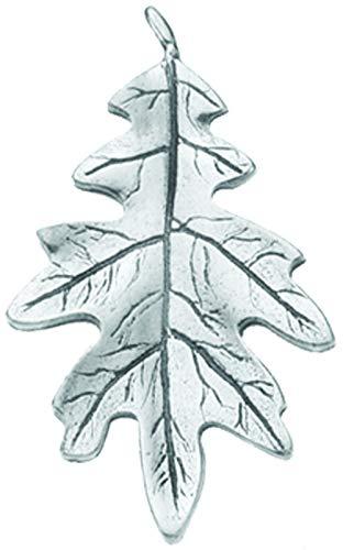 Danforth - Oak Leaf Pewter Scatter Pin - 1 1/8