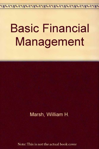 Basic financial management (Fb-Intro to Finance)