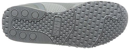 Bianco Uomo Diadora 75041 Titan Roccia Grigio Sneaker Weave 1gFEI