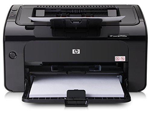 HP Laserjet Pro P1102w Wireless Laser Printer (CE658A) (Renewed) ()
