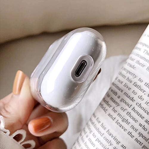 Designer Shockproof Acryllic Case for Apple Airpods 1 /& 2