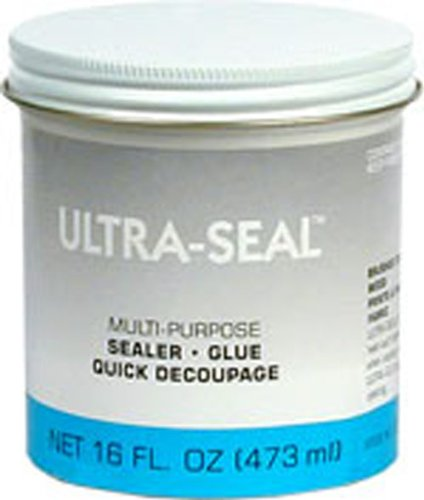 Environmental Technology 16-Ounce Ultra-Seal Multi Purpose Glue
