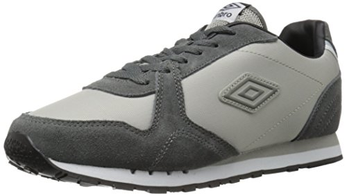 Umbro Mens Washington Mode Gymnastiksko Grå / Svart