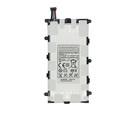 3.7V 14.8Wh 4000mAh SP4960C3B batería del ordenador portátil para Samsung GALAXY TAB 2 7.0
