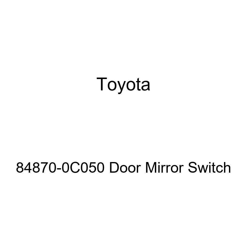 Toyota 84870-0C050 Door Mirror Switch