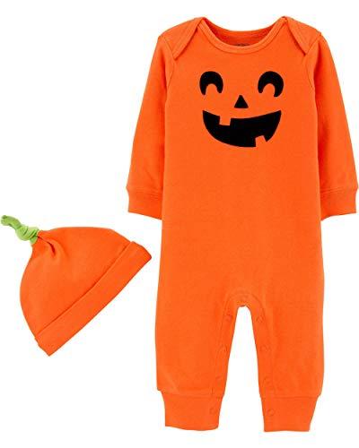 Carter's 2-Piece Halloween Jumpsuit and Cap Set (3 Months, ()