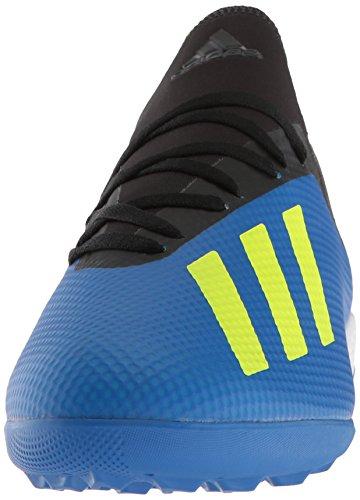 Blue 3 Tango adidas Football Solar Yellow Originals Soccer Men's X Shoe Black Turf 18 wwvBHq