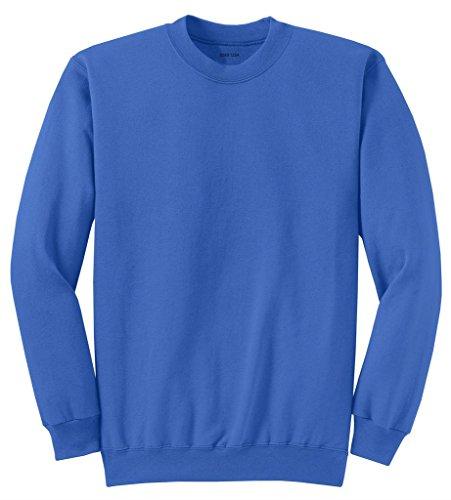 (Joe's USA Adult Classic Crewneck Sweatshirt, L)