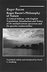 Roger Bacons Philosophy Of Nature by Roger Bacon (1998-01-30)