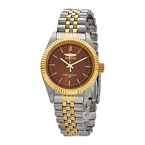 invicta watches brown dial - 5