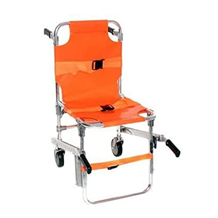 silla plegable de ambulancia