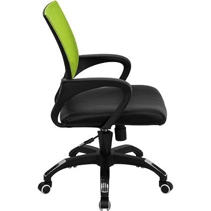 flash furniture cp b176a01 green gg mid back green mesh computer