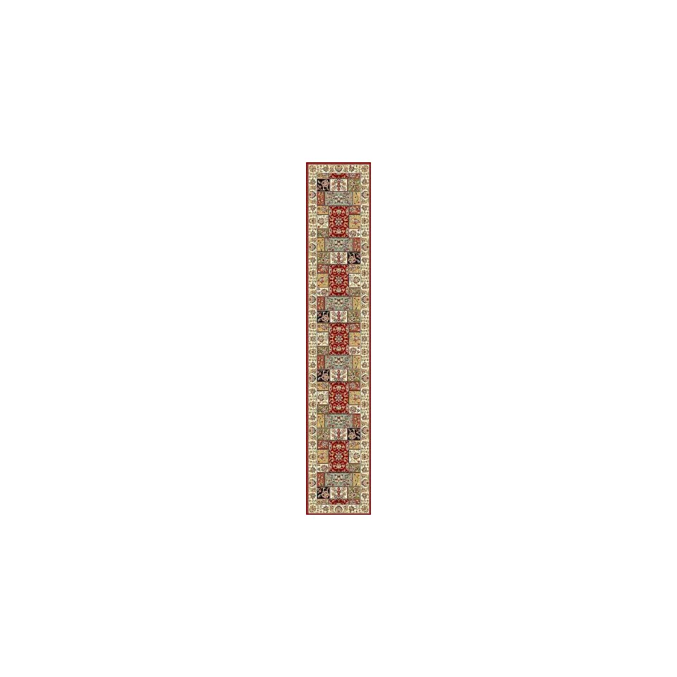Safavieh Lyndhurst Collection LNH318A Multicolor Area Runner, 2 Feet 3 Inch by 22 Feet