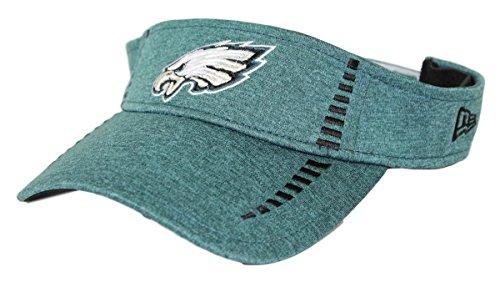 New Era Philadelphia Eagles NFL Shadow Speed Performance Adjustable Visor
