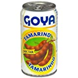 Goya Foods Tamarind Nectar, 5-Ounce (Pack of 48)