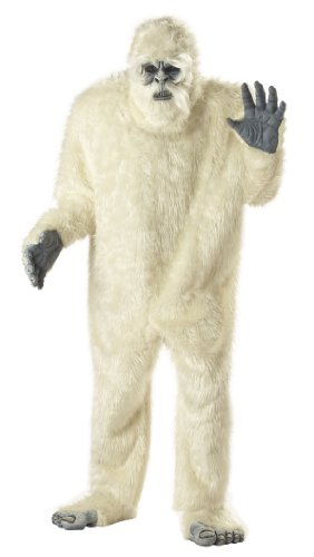 California Costumes Men's Abominable Snowman Costume