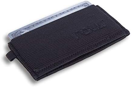 Minimalist Wallet & Credit Card Holder Men with Slim Design by Raw