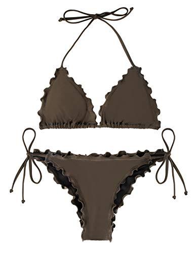 Brown Bikini in Australia - 9