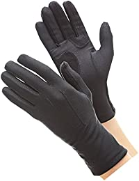 Isotoner Womens Stretch Classics Fleece Lined Gloves One...