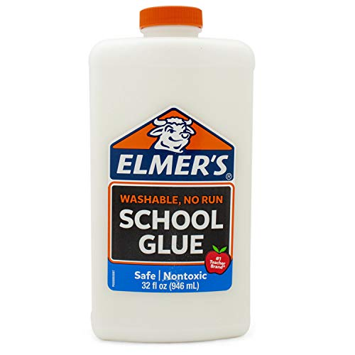 Cola Escolar Elmers, Toyng, Branca, 946 ml