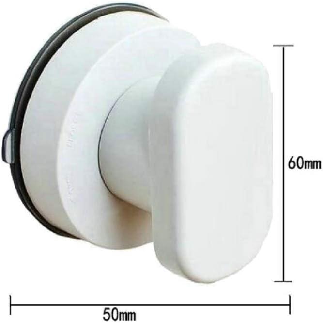Suction Cup Door Handle Refrigerator Drawer Bathroom Suction Cup Wall-Mounted handrail Handle Bathtub Shower Handle Bathroom Kitchen Accessories