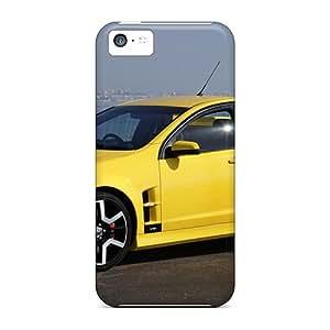 NzkcnZ1440 LuckyBecky Vauxhall V8 Mello Durable Iphone 5c Tpu Flexible Soft Case