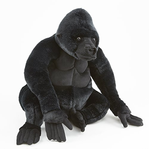 - Melissa & Doug Giant Gorilla - Lifelike Stuffed Animal (over 2 feet tall)