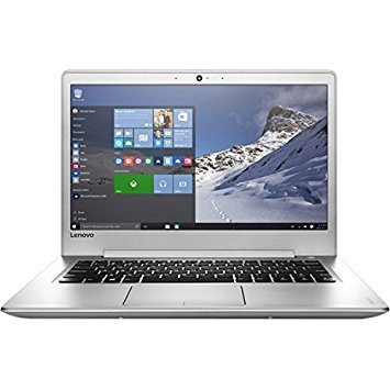 Lenovo Ideapad 510s 80TK002JUS 14-Inch Full HD Laptop (Core i5-6200U, 8 GB RAM, 1TB HDD, Windows 10), Silver