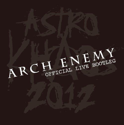ASTRO KHAOS 2012-OFFICIAL LIVE BOOTLEG(+DVD)