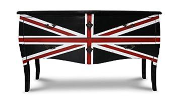 Kommode London English Style Amazon De Kuche Haushalt
