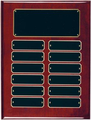 12 Plate Perpetual Plaque 9