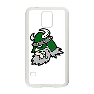 NCAA Portland State Vikings White Phone Case for Samsung Galaxy S5