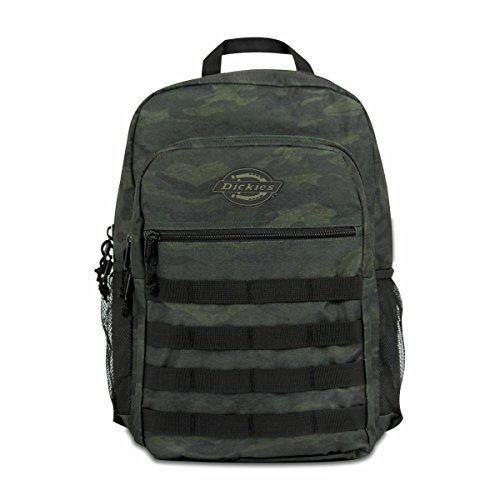 Dickies Campbell Backpack, Heather Camo, One Size (Dickies Mini)