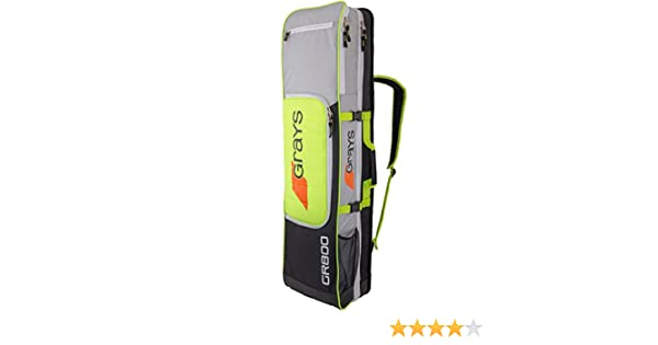GRAYS GR800 Kit Bolsa, Unisex, Grey/Silver/Volt Green, Talla única: Amazon.es: Deportes y aire libre