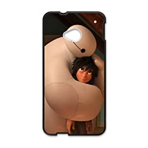Big Hero 6 HTC One M7 Cell Phone Case Black kra yqqm