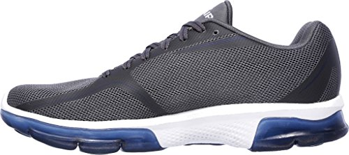 Skechers Performance Mens Go Air 2 Walking Shoe Charcoal/Navy