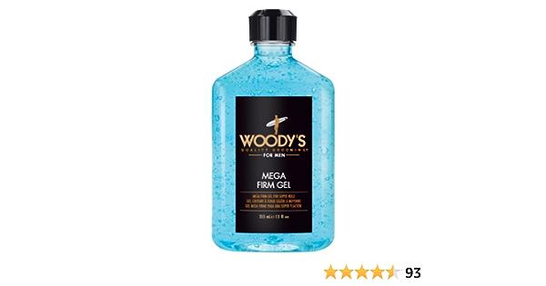 Woodys Mega Firm Gel 355 ml