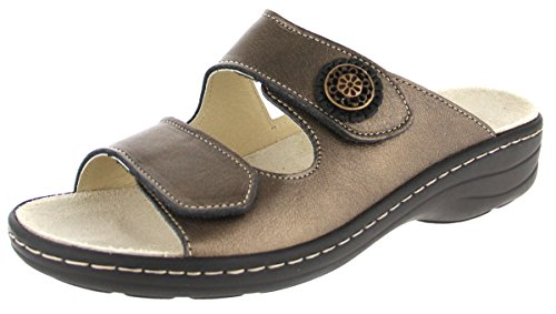 3074262 pour Skechers 6 Femme 6 Mules Metall OId1Uwrqdx