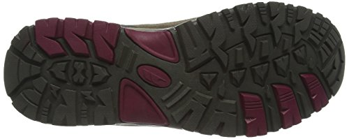 Trespass De brindle Chaussures Femme Trail Scree Marron ZrYZqE6w