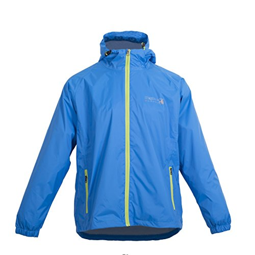 activa Azul Impermeable Chester Chaqueta Mujer Deproc Para gw5AqRH