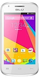 BLU Dash JR 4.0 K Smartphone - Unlocked - White