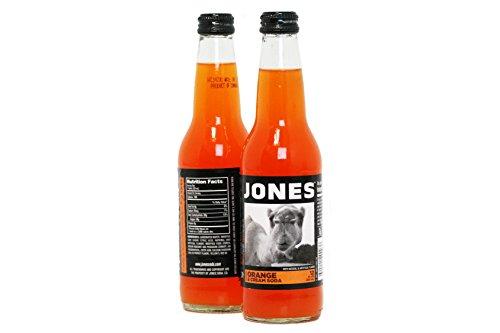 Jones Soda Orange & Cream
