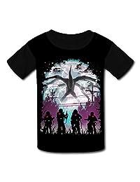 Stranger The Things Boys Girls Teenager Tee Shirt Children Youth T-Shirts