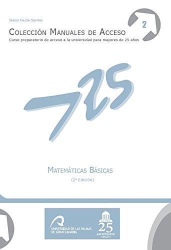 Descargar Libro Matemáticas Básicas Falcón Santana Sergio