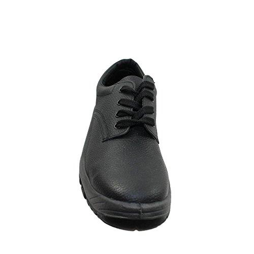 Trabajan S1 Bikini Del Plana De Auda Seguridad Zapatos Negro Trekking xzPZ1wtq