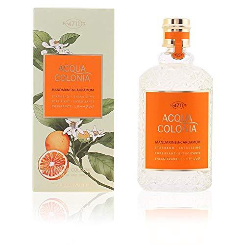 - 4711 Acqua Colonia Mandarine and Cardamom Eau de Cologne Spray, 5.7 Ounce