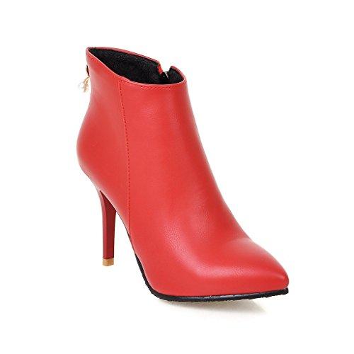 Zeppa 5 Abl09635 Rosso Con Sandali 35 Balamasaabl09635 Eu red Donna 6OE0v0qw