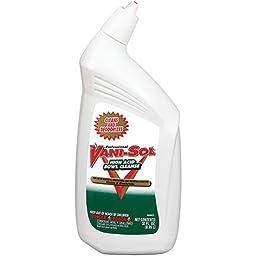 Vani-Sol 02212EA Professional High Acid Toilet Bowl Cleaner 1 32oz Bottle