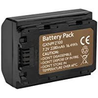 Green Extreme NP-FZ100 Rechargeable Lithium-Ion Battery (2280mAh) for Sony a9, a7R III, a7 III